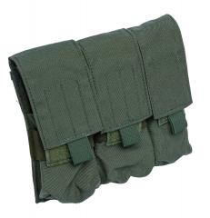 London Bridge Trading Triple M4 Ammo Pouch, ylijäämä
