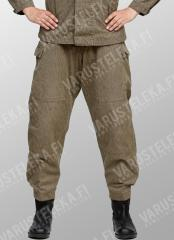 NVA field trousers, Strichtarn, surplus