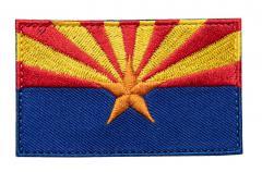 Särmä TST Arizonan hihalippu, 77 x 47 mm