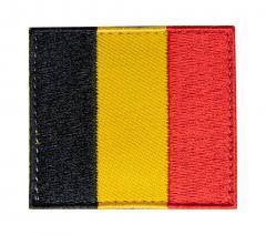 Särmä TST Belgian hihalippu, 54 x 47 mm