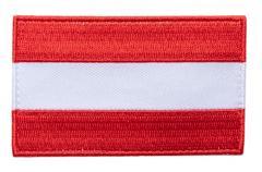 Särmä TST Itävallan hihalippu, 77 x 47 mm