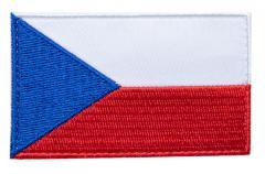 Särmä TST Tsekin hihalippu, 77 x 47 mm