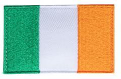 Särmä TST Irlannin hihalippu, 77 x 47 mm