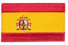 Särmä TST Espanjan hihalippu, 77 x 47 mm
