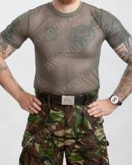 Mil-Tec mesh T-shirt, olive drab