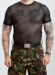 Mil-Tec mesh T-shirt, black