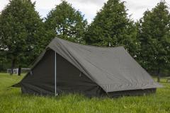 Ranskalainen F1 2-hengen teltta, ylijäämä