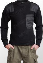 Mil-Tec BW model pullover, black