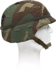 US PASGT helmet cover, Woodland, surplus
