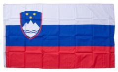 Slovenian lippu, 150 x 90 cm