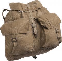 Czechoslovakian backpack, brown, surplus