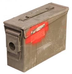 US ammuslaatikko, .30 cal, ylijäämä
