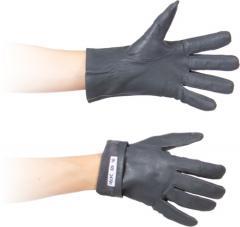 BW leather gloves, surplus