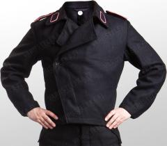 Wehrmacht Panzer jacket, black, reproduction