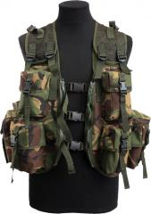 British General Ops combat vest, DPM, surplus