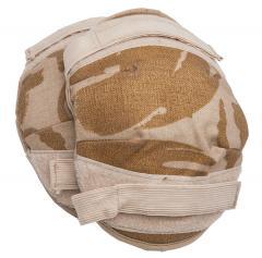 British knee pads, Desert DPM, surplus