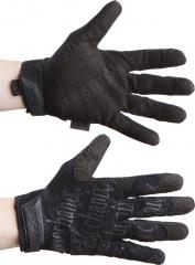 Mechanix Original Glove, black with black text