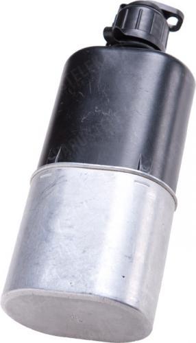 Sveitsiläinen M84 kenttäpullo metallikupilla, ylijäämä