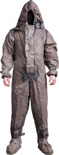 NVA kuminen suojahaalari SBA-1, ylijäämä
