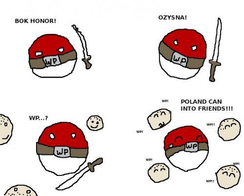 Puolalainen taistelijan vyö, WP, ylijäämä