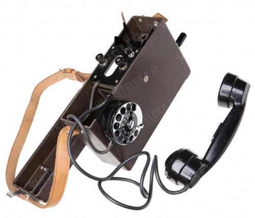 Ruotsalainen kenttäpuhelin, ylijäämä