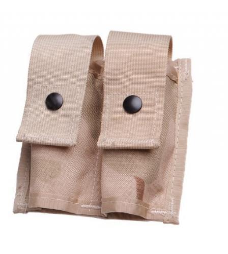 US MOLLE II 40 mm kranaatin tasku, kahdelle kranaatille, ylijäämä