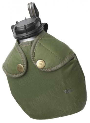 SA kenttäpullo taskulla, n 0,85 l, terästä