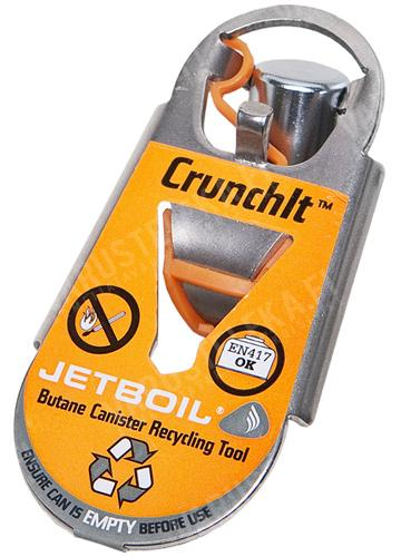 Jetboil Crunchit Fuel Canister Tool
