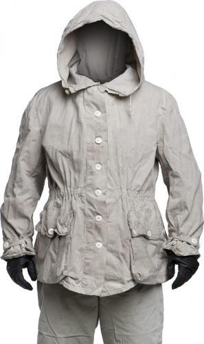 Ruotsalainen lumipuvun takki, ylijäämä