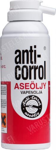 Anti-Corrol aseöljy, suihkepullossa, 165 ml