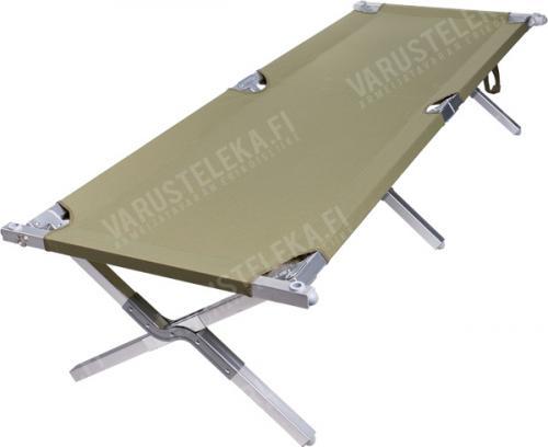 Mil-Tec kenttäsänky Gen II 210 x 68 cm