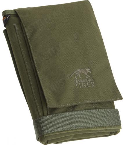 Tasmanian Tiger Map Pouch