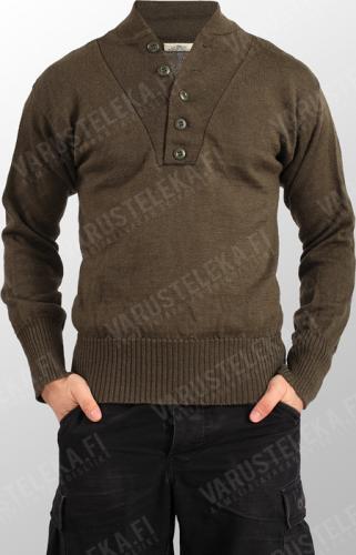 US villapaita, ruskea, ylijäämä