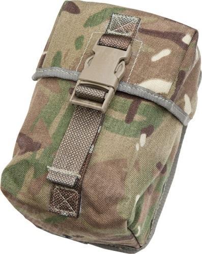 Brittiläinen Osprey LMG 100 tasku, MTP, ylijäämä