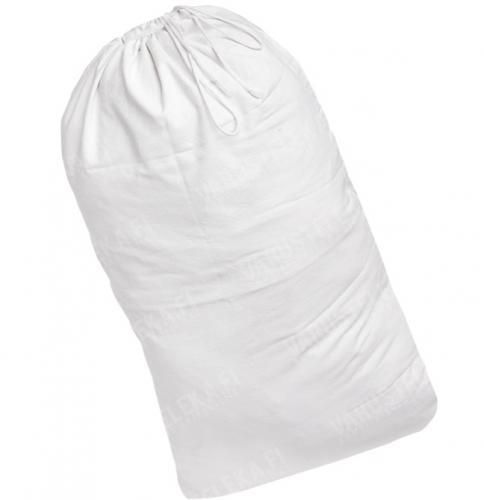 BW pyykkipussi, valkoinen, ylijäämä