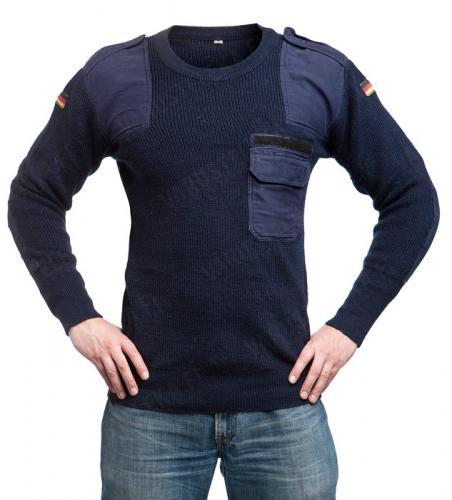 BW villapaita, sininen, ylijäämä