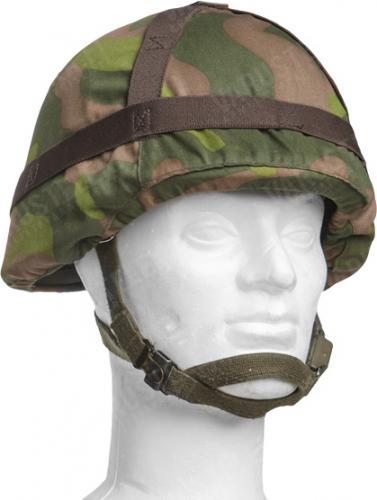 SA M92 kypärän naamiosuoja, M91-maastokuvio, ylijäämä