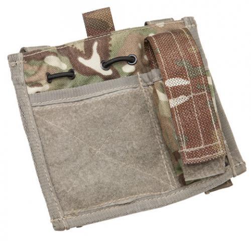 Brittiläinen Osprey Admin-tasku, MTP, ylijäämä