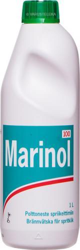 Marinol polttoneste alkoholikeittimiin, 1 litra