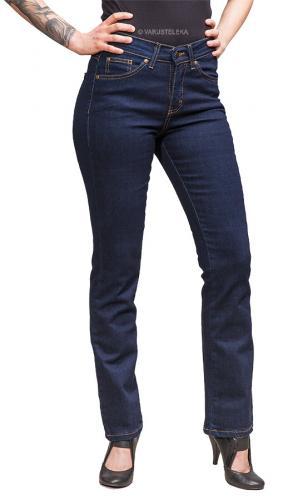 Särmä hamekansan farkut, siniset