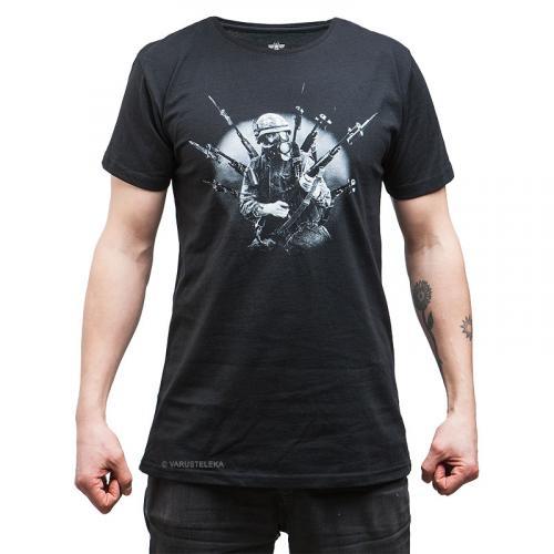 Särmä T-paita, Piikkisika