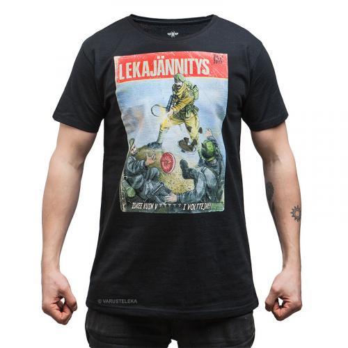 Särmä T-paita, Lekajännitys