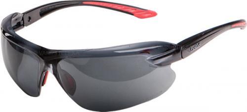 Bollé IRI-s ballistiset aurinkolasit, Smoke Grey