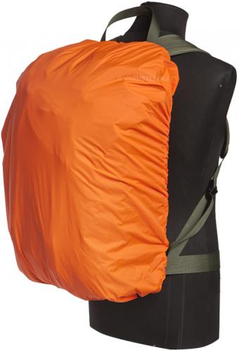 Särmä repun sadesuoja, oranssi