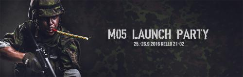 M05 Launch Party