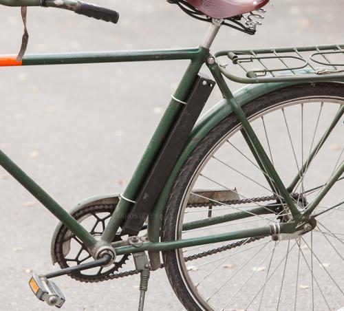 Polkupyörän Säilytys