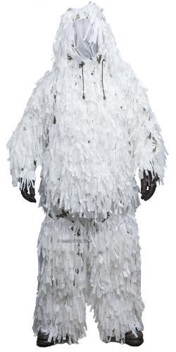 Modox ghillie-naamiopuku, lumikuvio