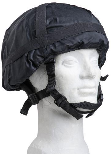 SA M92 kypärän naamiosuoja, musta, ylijäämä
