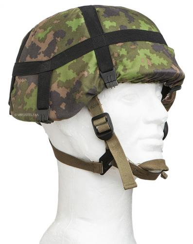 SA M05 kypärän naamiosuoja, metsä/lumikuvio, ylijäämä