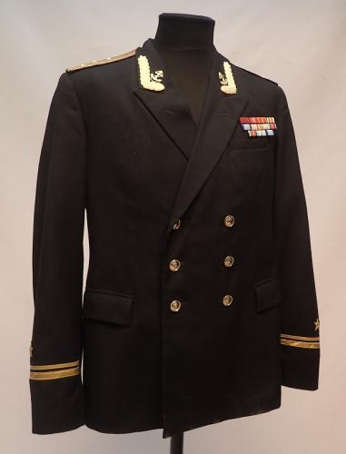 CCCP laivaston kansitakki, kapteeni, 50-6